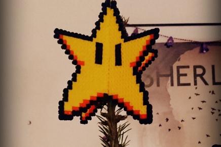 DIY-Deko für denWeihnerdsbaum