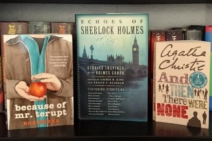 Gelesen im Dezember: Lehrer, Detektive undMörder