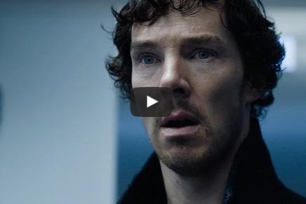 Sherlock Staffel 4: Spekulieren mit Sir Arthur ConanDoyle