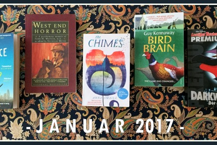 Gelesen im Januar: Mimikry, Mord, Musik undFedervieh