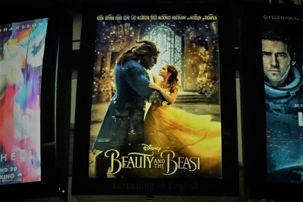 [GESEHEN] Beauty and the Beast