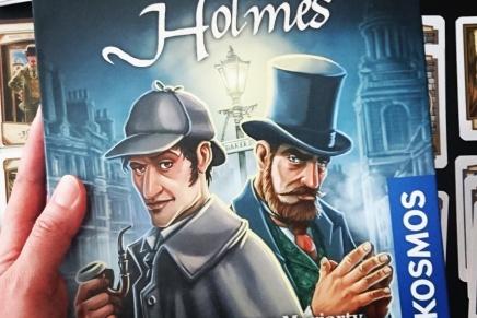 [GESPIELT] Holmes – Sherlock gegenMoriarty