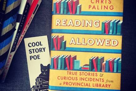 [GELESEN] Chris Paling: Reading Allowed