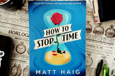 [GELESEN] Matt Haig: How to Stop Time