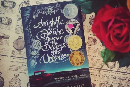 [GELESEN] Aristotle and Dante Discover the Secrets of the Universe