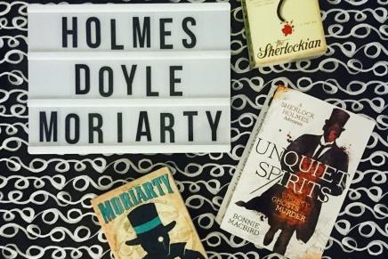 [GELESEN] Dreimal Holmes – einmal mit, zweimalohne