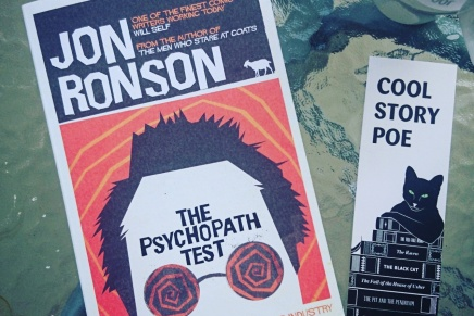 [GELESEN] Jon Ronson: The Psychopath Test
