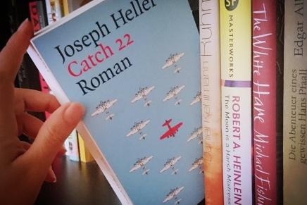 [GELESEN] Joseph Heller: Catch22