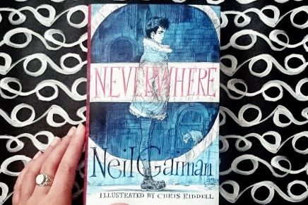 [GELESEN] Neil Gaiman: Neverwhere