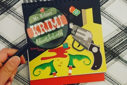 Ein Verbrechen pro Tag: Mr. Holmes' Krimi-Adventskalender