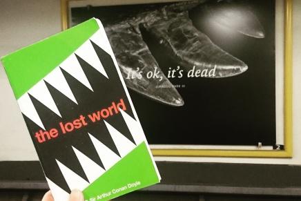 [GELESEN] Sir Arthur Conan Doyle: The LostWorld