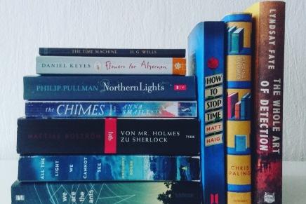 The Final Countdown: Lieblingsbücher2017