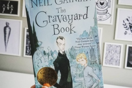 [GELESEN] Neil Gaiman – The Graveyard Book