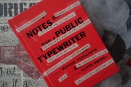Klack, Klack, Klack: Notes From a Public Typewriter