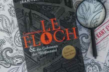 Der neue Meisterdetektiv? Commissaire Le Floch und das Geheimnis derWeißmäntel