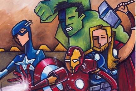 Halbgötter in Spandex – Warum wir Superheldenlieben