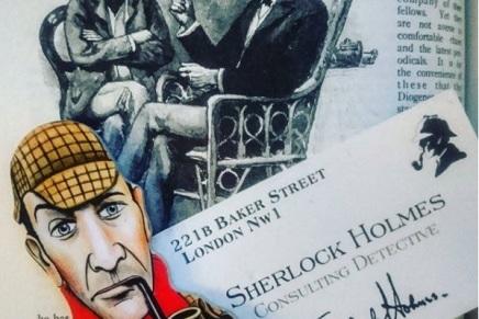 Holmes lesen, sehen und hören: Neues von der Deerstalker-Front
