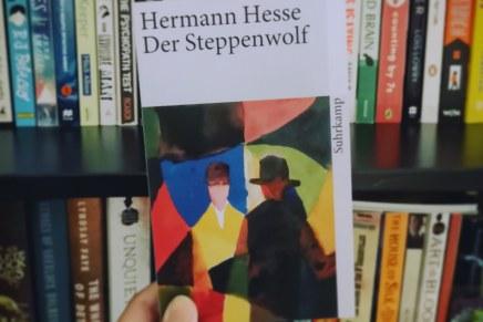 Ein echter Klassiker: Der Steppenwolf (Nur fürVerrückte)