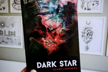 Dark Star: Crime Noir als episches Gedicht