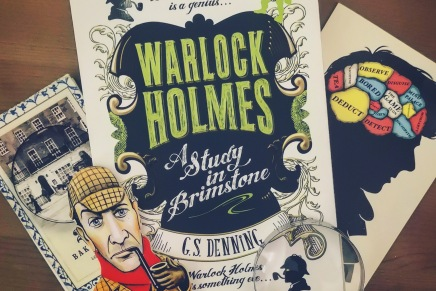 Holmes als Hexenmeister: Warlock Holmes – A Study in Brimstone