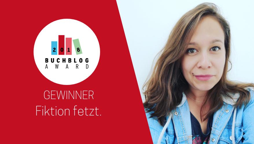 Konfetti, Konfetti – Buchblog-Award für Fiktionfetzt
