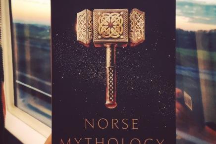 Von Männern, die Pferde gebären: Norse Mythology von NeilGaiman