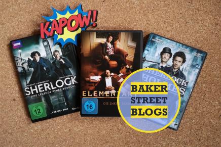 Die beste moderne Holmes Adaption: Elementary, Sherlock oder doch GuyRitchie?