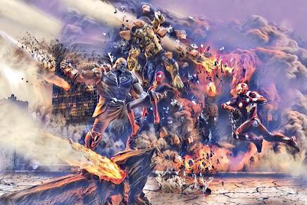 Haltlose Spekulationen: Was passiert in AvengersEndgame?