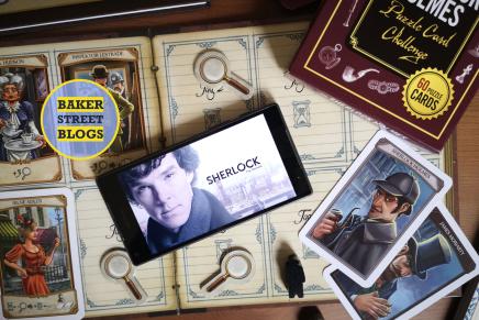 The game is on: Wie viel Sherlock steckt in 'Sherlock Holmes' Apps undSpielen?
