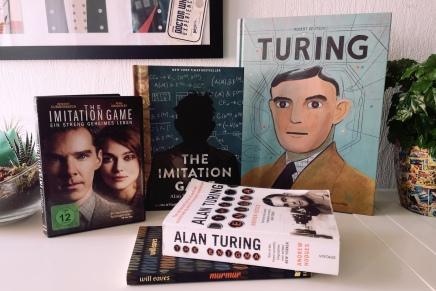 Von harten Fakten zu lebhaften Träumen: Alan Turing in Film, Buch und GraphicNovel