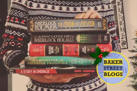 Das #bakerstreetblogs Weihnachtspecial: Lesetipps und Geschenkideen für Sherlock HolmesFans