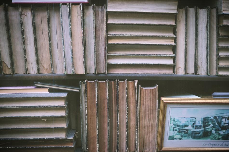Zum Tag der Bibliotheken: Die beste Bücherei der Welt(RIP)